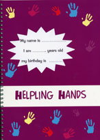 helpling hands activity pack